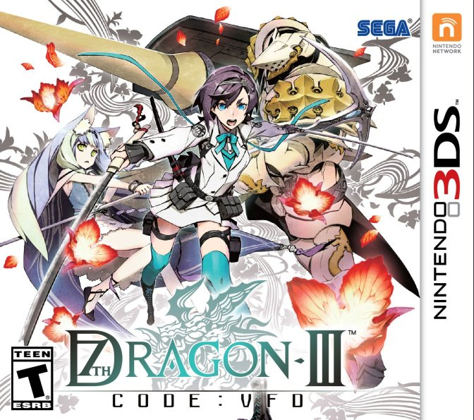 7th Dragon III Code: VFD – Le Test