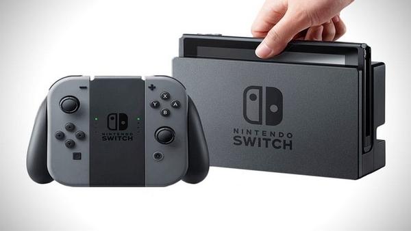 Nintendo Switch : la console en détails