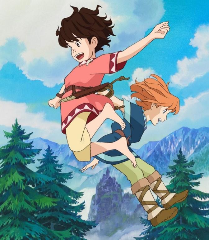 Ronja, la 1ère série de Ghibli sur Amazon