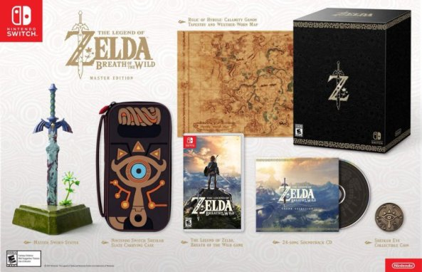 zelda-master-collector