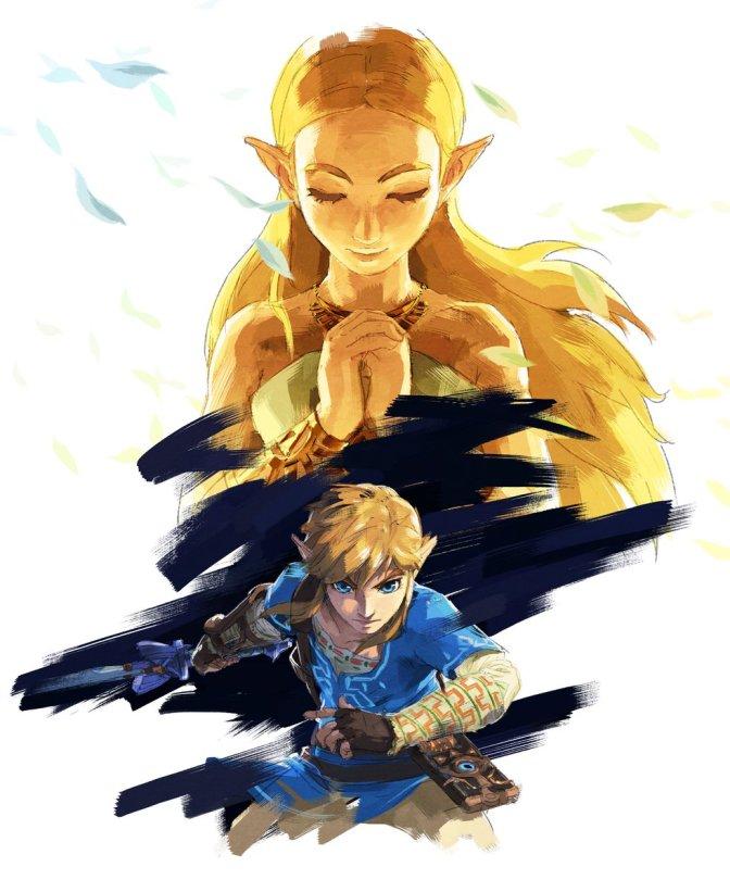 Zelda : DLC + New Vidéo «Exploration, Elevage + Combats»