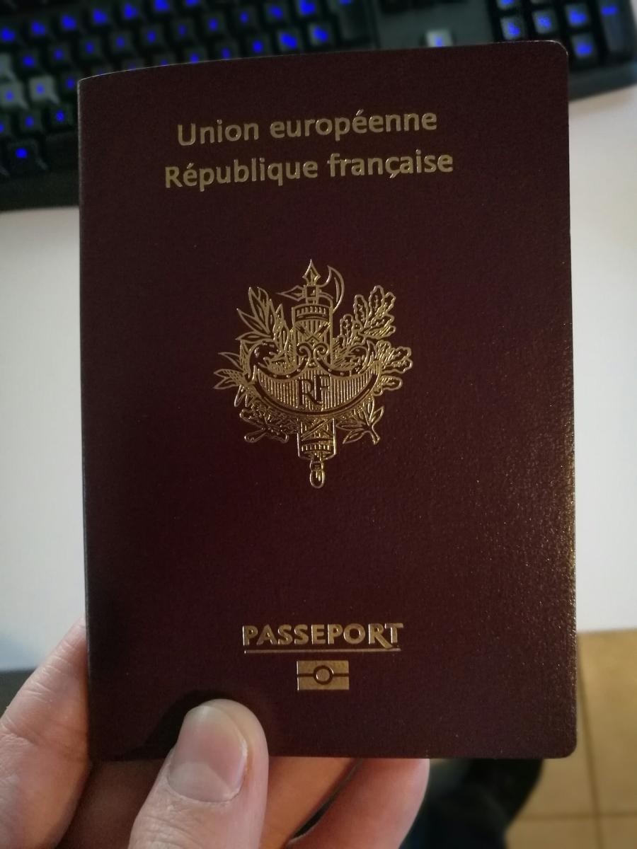 Passeport : La procédure à suivre