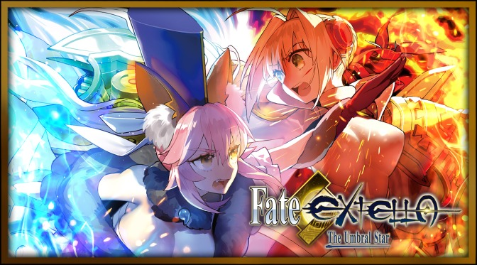Fate Extella The Umbral Star – Le Test