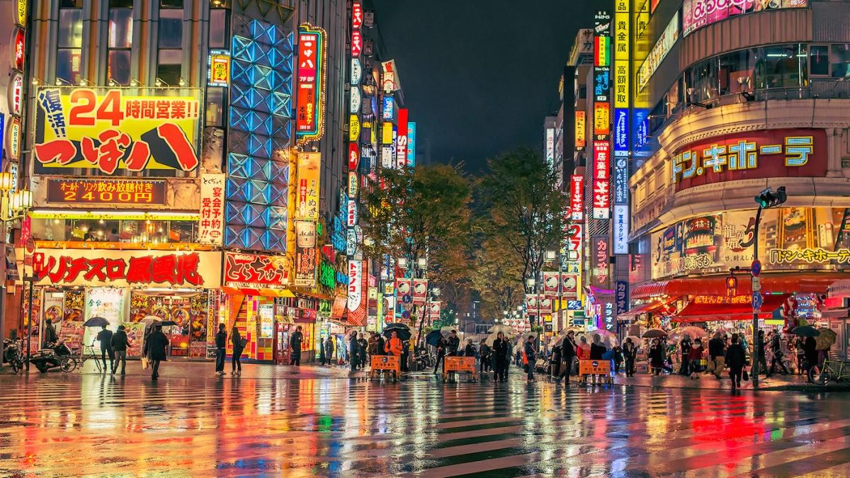 Tokyo, nous voilà !