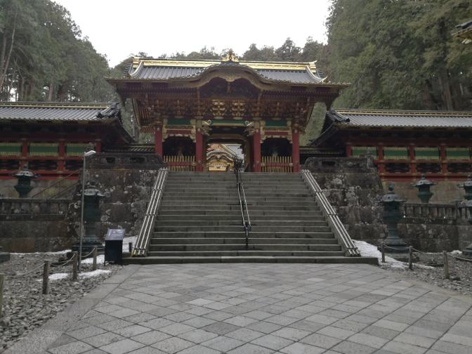 Jour 2 : Direction Nikko