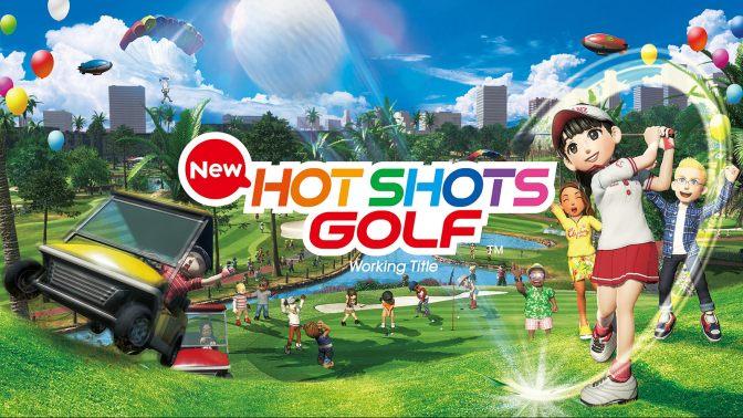 Everybody's Golf sur PS4 se date au Japon