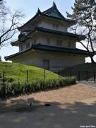 Le parc Kitanomaru à côté du palais imperial abrite de belles surprises