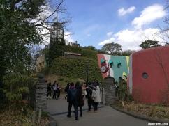 Le musée Ghibli dans le quartier de Mitaka à Tokyo, envolée vers le monde magique de Miyazaki