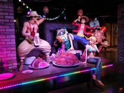 Sacrée beuverie a l'attraction One Piece à la Tokyo Tower