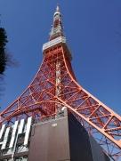 La Tokyo Tower fait 6 mètres de plus que notre icône française.