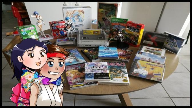 Nos achats Geek au Japon