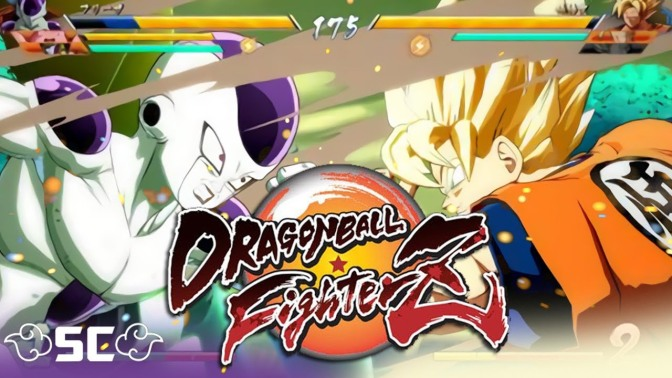 Dragon Ball FighterZ , une claque