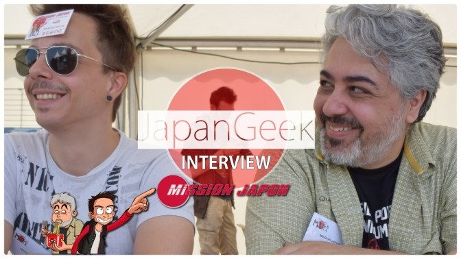 Interview Mission Japon – Manga Mania