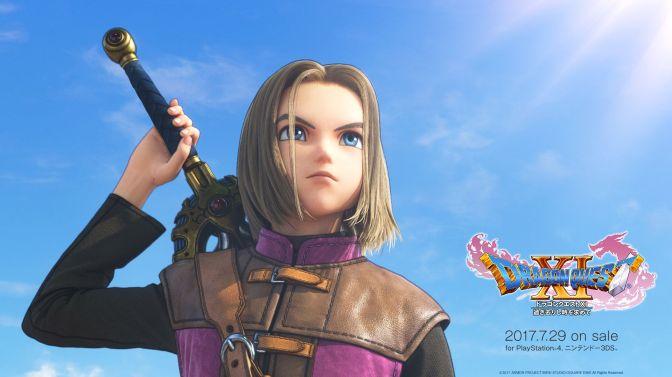 Dragon Quest XI : Le 1er opus offert à la fin du jeu