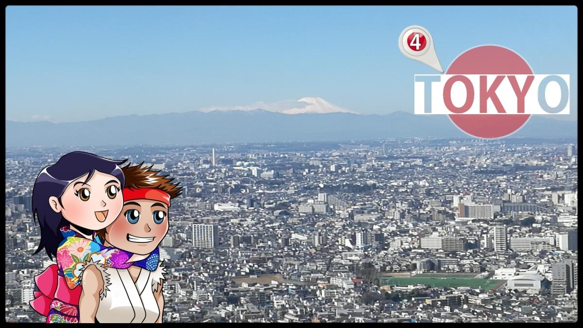 Voyage à Tokyo : Le Mont Fuji, Parc Shinjuku Gyoen et Shibuya #4