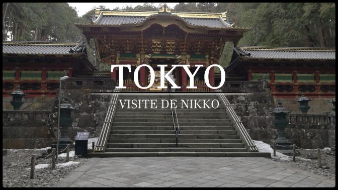 Voyage à Tokyo : Excursion à Nikko #2