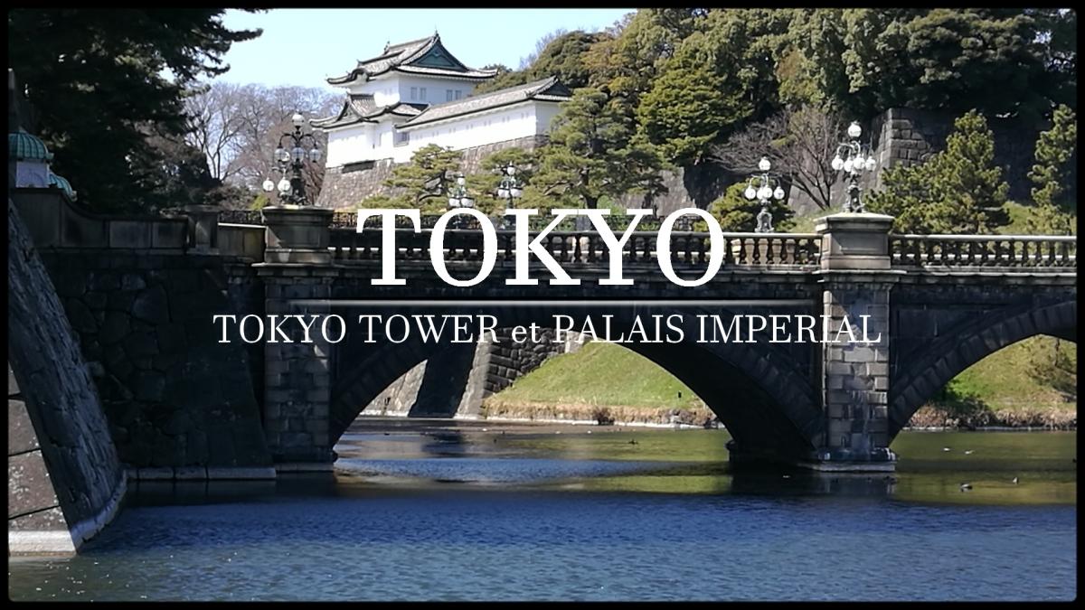 Voyage à Tokyo : Visite de la Tokyo Tower, One Piece et le Palais Imperial