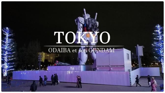 Odaiba et Gundam RX-78-2 #6 (FIN SAISON 1)