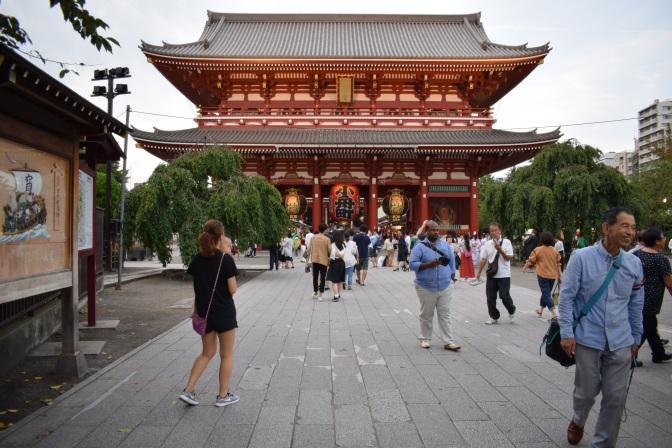 Tokyo – Premiers pas (Jour 1 et 2)