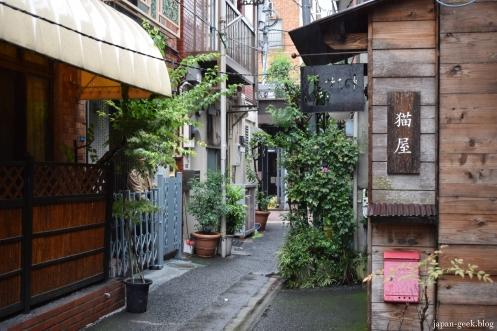 Aujourd'hui le quartier de Tsukishima à Tokyo, magnifique ou l'on trouve de succulents Monjayaki et de superbes décors !