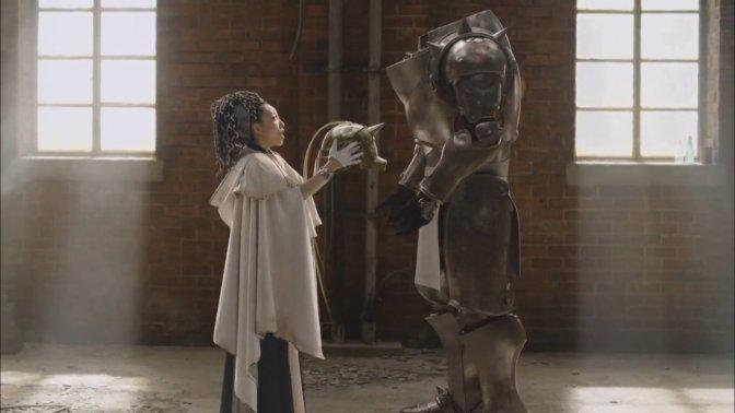 Misia dévoile le clip du film Full Metal Alchemist
