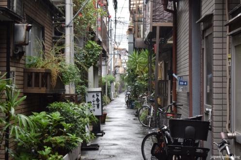 """Le quartier incroyable de Tsukishima """"L'île artificielle"""" à Tokyo où l'on trouve notamment la spécialité des Monjayaki"""