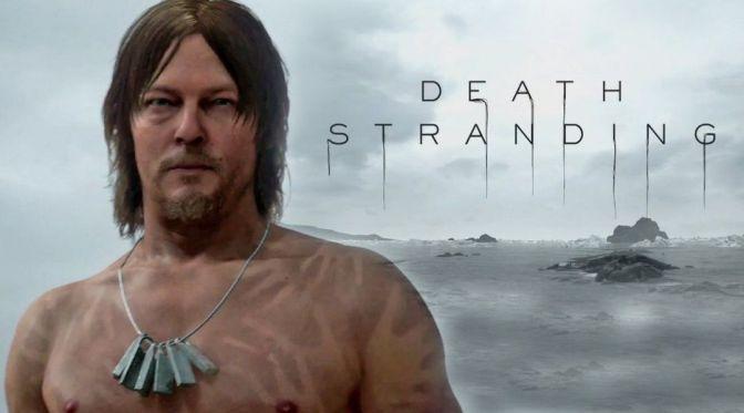 Death Stranding : le troisième trailer !