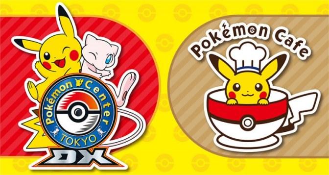 Un nouveau Pokémon Center à Tokyo !