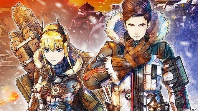 Valkyria Chronicles 4 : Trailer + 40 minutes de gameplay
