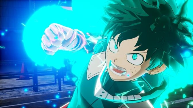 My Hero Academia: One's Justice : Premiers screenshots + site officiel