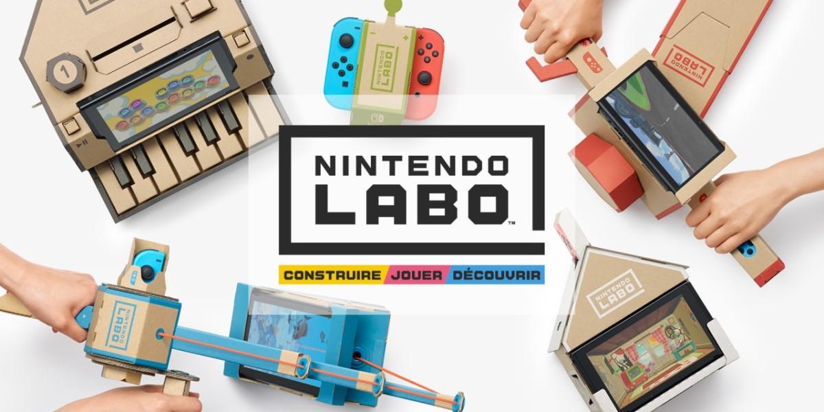 Labo : le futur carton de Nintendo ?