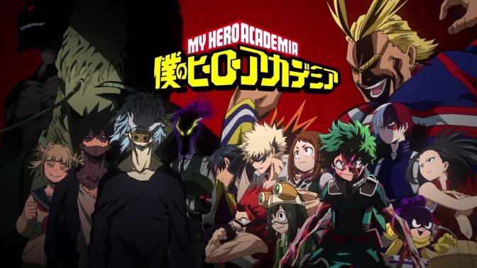 My Hero Academia : La saison 3 en avril !