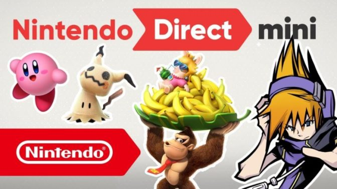 Mario, Kirby, Donkey Kong mais aussi Dark Souls arrivent sur Switch !