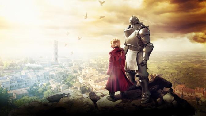 Le film Full Metal Alchemist débarque sur Netflix