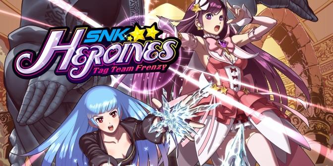 SNK HEROINES : Costumes + Gameplay