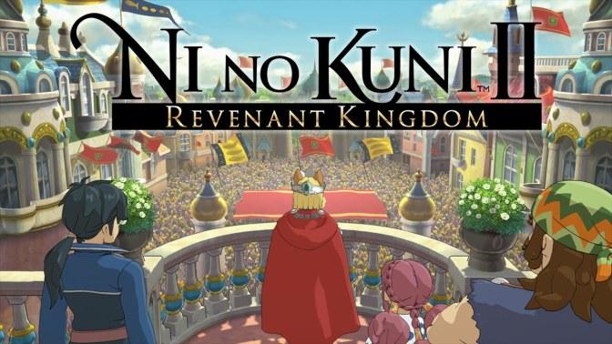 Ni no Kuni II : L'envers du décor !