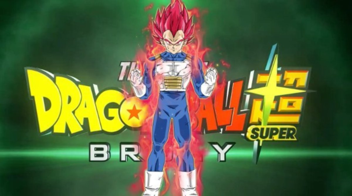 Dragon Ball Super : Broly montre son premier trailer
