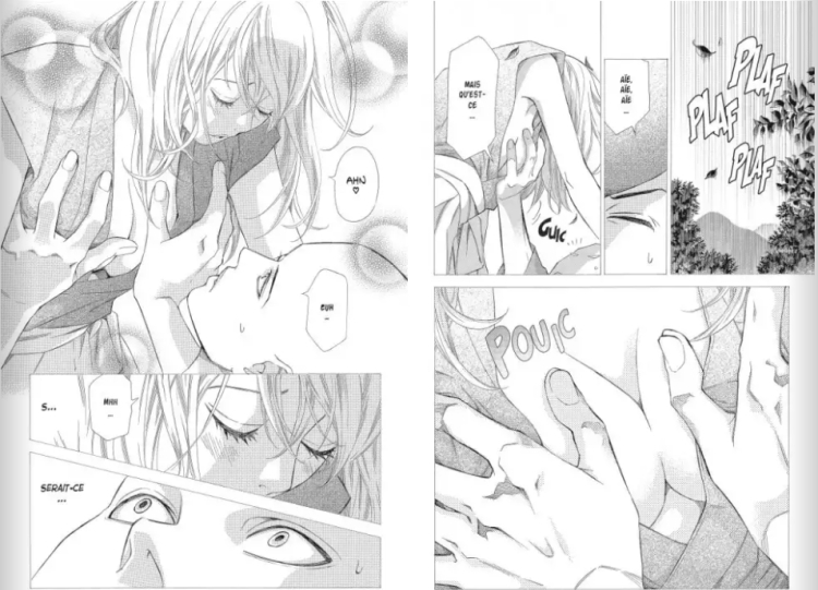 planches made in heaven manga