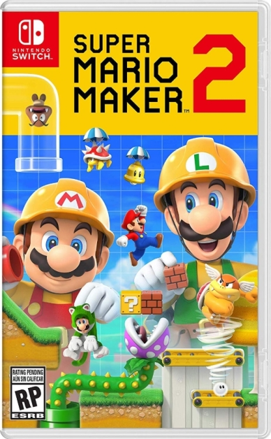 box mario maker 2