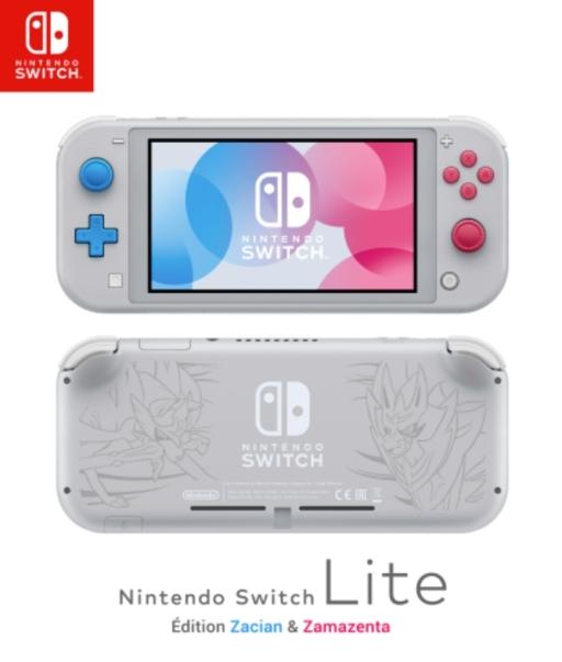 switch lite limitée