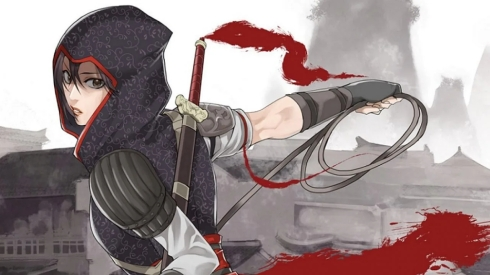 assassins-creed-manga-blade-shao-jun-art