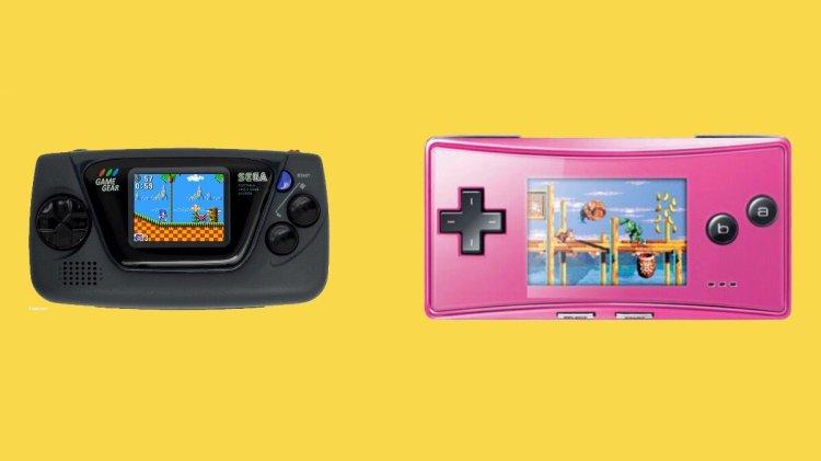 SEGA annonce la Game Gear mini!  Gg